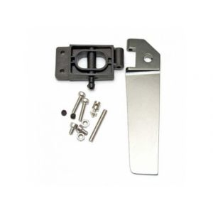 Aluminum alloy rudder